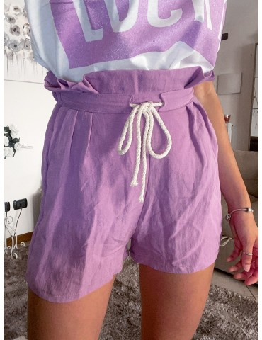 Shorts lilla